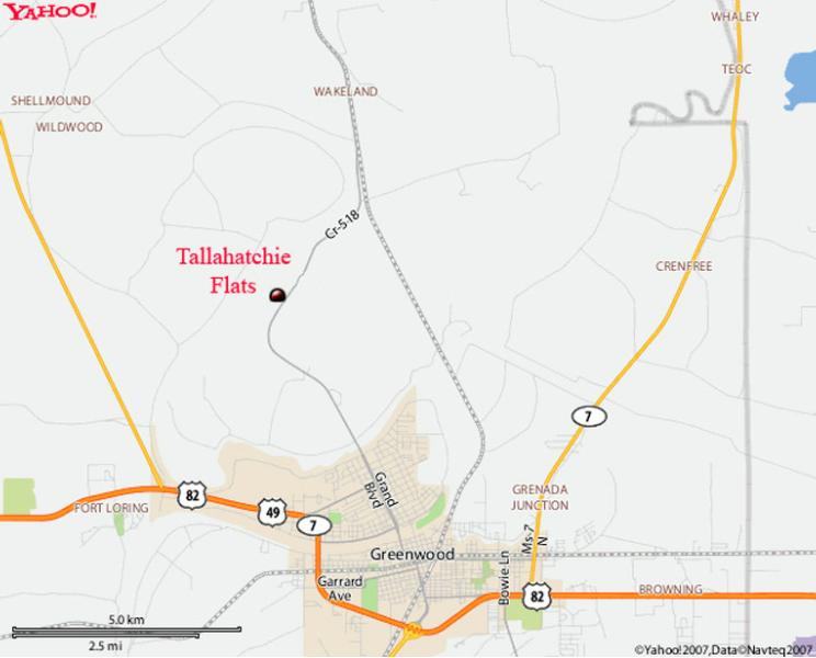 Tallahatchie Flats River Shacks To Rent